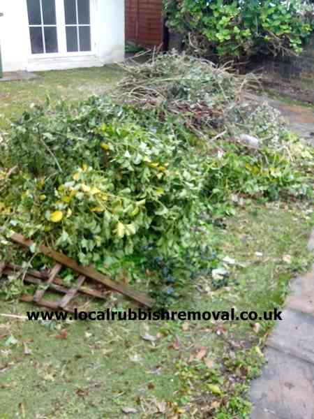 louth garden clearance green waste collection