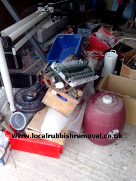 shed garage clearance louth