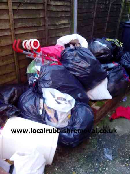 spilsby lincolnshire rubbish removal